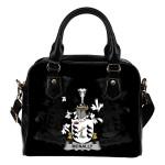 McNally Ireland Shoulder Handbag - Irish Family Crest | Highest Quality Standard