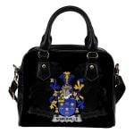 Somerville Ireland Shoulder Handbag - Irish Family Crest | Highest Quality Standard
