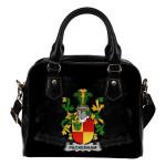 Packenham Ireland Shoulder Handbag - Irish Family Crest | Highest Quality Standard