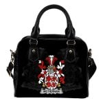 McTiernan or Kiernan Ireland Shoulder Handbag - Irish Family Crest | Highest Quality Standard
