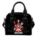 Hewitt Ireland Shoulder Handbag - Irish Family Crest | Highest Quality Standard