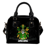 Fay or O'Fee Ireland Shoulder Handbag - Irish Family Crest | Highest Quality Standard