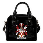 Hartley or O'Hartley Ireland Shoulder Handbag - Irish Family Crest | Highest Quality Standard