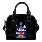 Aldborough Ireland Shoulder Handbag - Irish Family Crest | Highest Quality Standard