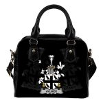 Aylmer Ireland Shoulder Handbag - Irish Family Crest | Highest Quality Standard