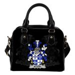 Blood Ireland Shoulder Handbag - Irish Family Crest | Highest Quality Standard