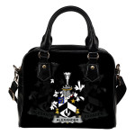 Alexander Ireland Shoulder Handbag - Irish Family Crest | Highest Quality Standard