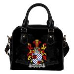 Chichester Ireland Shoulder Handbag - Irish Family Crest   Highest Quality Standard