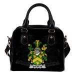 Skereth or Skerret Ireland Shoulder Handbag - Irish Family Crest | Highest Quality Standard