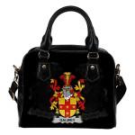 Galwey Ireland Shoulder Handbag - Irish Family Crest | Highest Quality Standard