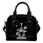 Murtaugh Ireland Shoulder Handbag - Irish Family Crest | Highest Quality Standard