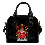 Kyan or O'Kyan Ireland Shoulder Handbag - Irish Family Crest   Highest Quality Standard