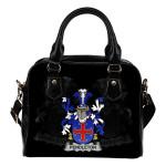 Pendleton Ireland Shoulder Handbag - Irish Family Crest | Highest Quality Standard