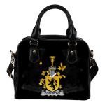 Cosgrove or O'Cosgrave Ireland Shoulder Handbag - Irish Family Crest | Highest Quality Standard