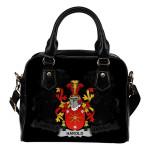 Harold or Harrell Ireland Shoulder Handbag - Irish Family Crest | Highest Quality Standard