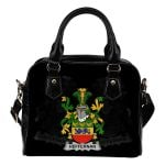 Heffernan or O'Heffernan Ireland Shoulder Handbag - Irish Family Crest | Highest Quality Standard