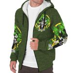 Strong Ireland Sherpa Hoodie Celtic and Shamrock | Over 1400 Crests | Clothing | Apparel