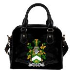 Kildahl Ireland Shoulder Handbag - Irish Family Crest | Highest Quality Standard