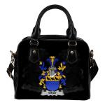 Wray Ireland Shoulder Handbag - Irish Family Crest | Highest Quality Standard