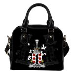 Cromie Ireland Shoulder Handbag - Irish Family Crest | Highest Quality Standard