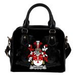 Thacker Ireland Shoulder Handbag - Irish Family Crest | Highest Quality Standard