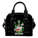 McNulty Ireland Shoulder Handbag - Irish Family Crest | Highest Quality Standard