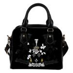 Forstall Ireland Shoulder Handbag - Irish Family Crest | Highest Quality Standard