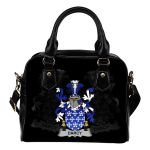 Darcy or Dorsey Ireland Shoulder Handbag - Irish Family Crest | Highest Quality Standard