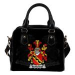 Brabazon Ireland Shoulder Handbag - Irish Family Crest   Highest Quality Standard