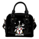 Godfrey (of Bushfield) Ireland Shoulder Handbag - Irish Family Crest | Highest Quality Standard