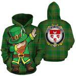 Yelverton Family Crest Ireland Dabbing St Patrick's Day National Tartan