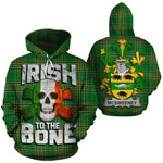 McSweeney Family Crest Ireland National Tartan Irish To The Bone Hoodie