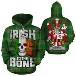Murphy (Muskerry) Family Crest Ireland National Tartan Irish To The Bone Hoodie