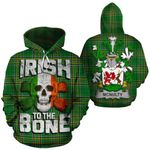 McNulty Family Crest Ireland National Tartan Irish To The Bone Hoodie
