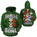 McClintock Family Crest Ireland National Tartan Irish To The Bone Hoodie