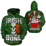 Spillane Family Crest Ireland National Tartan Irish To The Bone Hoodie
