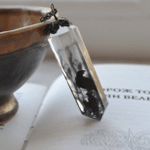 Black Raven Necklace TH00