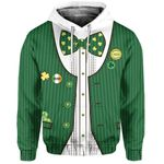 St. Patrick's Day Ireland Hoodie Gile Special Style No.1