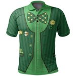 St. Patrick's Day Ireland Polo Shirt Gile Special Style No.2