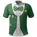 St. Patrick's Day Ireland Polo Shirt Gile Special Style No.1