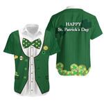 St. Patrick's Day Ireland Hawaiian Shirt Gile Special Style No.1