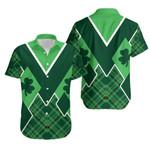 St. Patrick's Day Ireland Hawaiian Shirt Shamrock