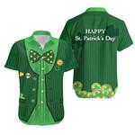 St. Patrick's Day Ireland Hawaiian Shirt Gile Special Style No.2