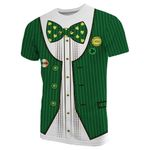St. Patrick's Day Ireland T-Shirt Gile Special Style No.1