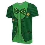 St. Patrick's Day Ireland T-Shirt Gile Special Style No.2