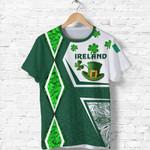 Ireland T Shirt Irish Saint Patrick Day Unique Vibes K8