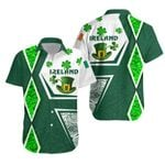 Ireland Hawaiian Shirt Irish Saint Patrick Day Unique Vibes K8