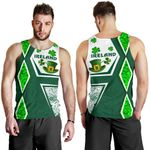Ireland Men Tank Top Irish Saint Patrick Day Unique Vibes
