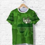 Irish Patrick's Day T Shirt Lucky  | 1stIreland