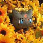 Sunflower Bulbasaur Plushie